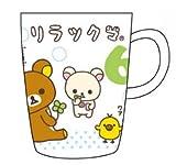 リラックマお誕生日マグカップ2nd 6月