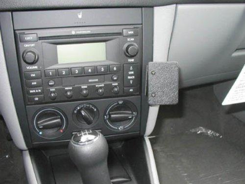 Brodit 852808 ProClip für Volkswagen Bora 99-05 Angled Mount schwarz