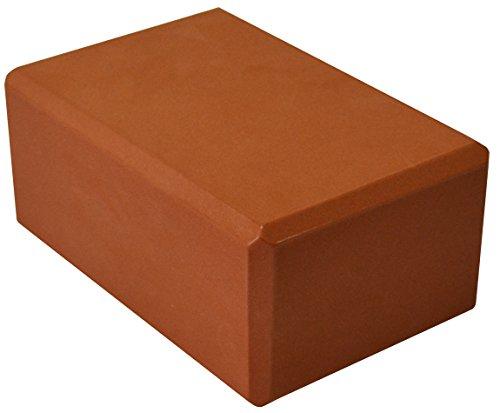 Terra Cotta Block : Yogaaccessories foam yoga block terra cotta toys