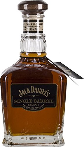 Jack Daniel discount duty free Jack Daniels Non Vintage Single Barrel Whiskey 70 cl