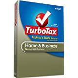 TurboTax Home & Business Federal + e-File + State 2010 - [Old Version] ~ Intuit