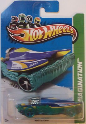 Hot Wheels 2013 HW Imagination Mad Splash #73/250 - 1