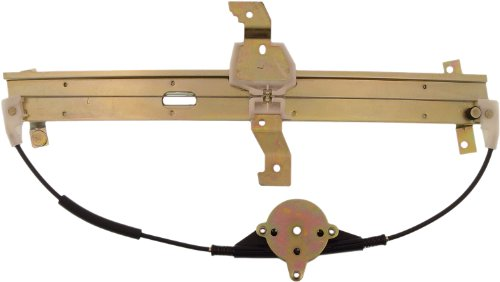 Dorman 740-666 Front Driver Side Replacement Power Window Regulator for Lincoln Town Car
