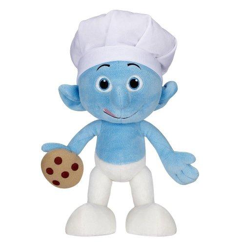Smurfs Chef Basic Plush Toy - 1