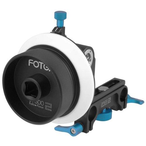 For DP500 II Dampen Follow Focus FF 15mm Rod Support Damper GH1 Nikon D800 LF204