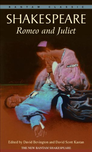 Romeo And Juliet (Turtleback School  &  Library Binding Edition) (Bantam Classics)