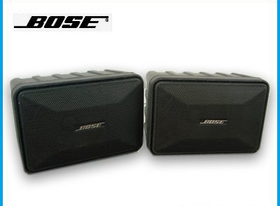 bose 101 series ii music monitor speakers best speakers for pc. Black Bedroom Furniture Sets. Home Design Ideas
