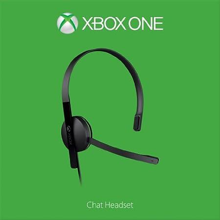 Microsoft - Auricular + Micrófono - Reedición (Xbox One)