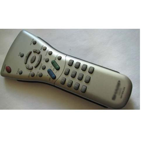 Z&T Remote Control Fit For Sharp Ga118Wjsa Lc-20S1U-S Lc-20S1Us-D Lc-20B4U-Sr Lc-22Sv6Um Aquos Lcd Hdtv Tv