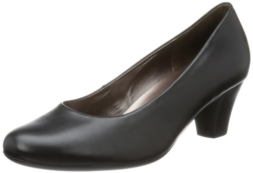 Gabor Shoes Gabor Pumps Womens Black Schwarz (schwarz) Size: 5 (38 EU)