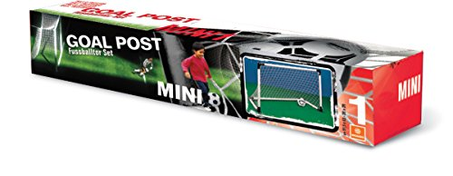 Mondo 18017 - Goal Post Mini, Tor 91,5 x 63 com und Mini-Ball