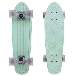 Amazon.com : Globe Bantam Authentic Vinyl Plastic Cruiser Skateboard