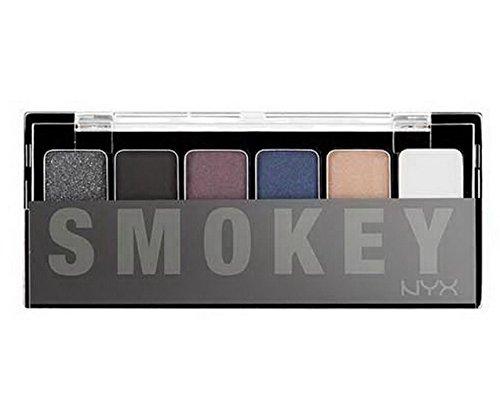 NYX The Smokey Shadow Palette - TSS01