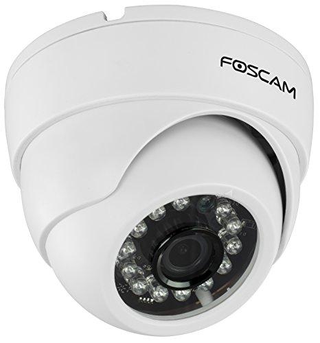 Foscam FOS FI9851P Caméra IP Blanc