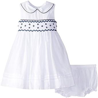 Amazon Laura Ashley London Baby Girls Smocked Dress