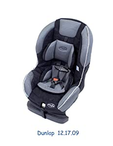 Evenflo Titan Elite Convertible Seat, Dunlap
