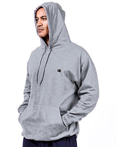 Champion -  Felpa con cappuccio  - Maniche lunghe  - Uomo Grigio grigio