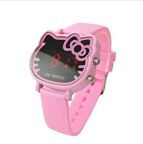 Cute Digital Watch For Women Teens Girls Fashion Wrist Watch Girls Gift