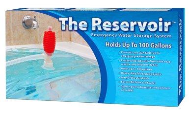 The Reservoir, Emergency Water Storage System