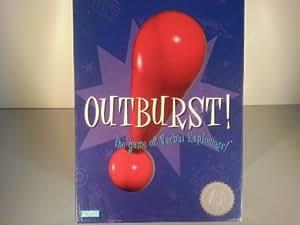 Outburst - 15th Anniversary Edition