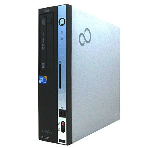 富士通 FUJITSU ESPRIMO FMV-D5290 Core2Duo 2GB 160GB DVDスーパーマルチ Windows7 中古 デスクトップ