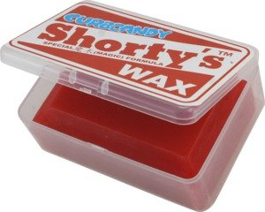 Shortys Curb Candy Large Bar Skate Wax by Shorty
