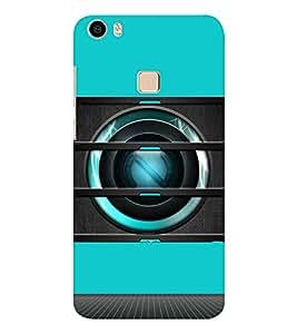EPICCASE Spy Camera Mobile Back Case Cover For Vivo V3 Max (Designer Case)