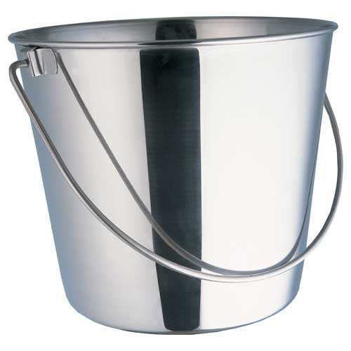 Indipets-Heavy-Duty-Stainless-Steel-Pail