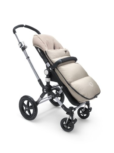 Bugaboo High Performance Footmuff, Arctic Grey