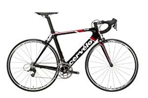 Cervelo S2 Rival Compact black/red/white (2011)