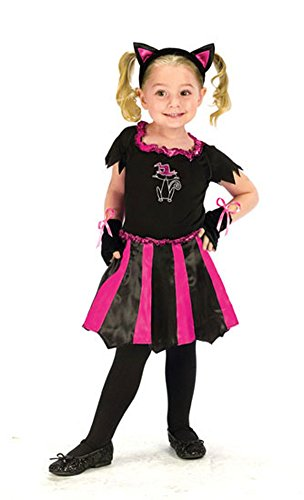 unisex-baby - Cat Sweetheart Toddler Costume 3T-4T Halloween Costume