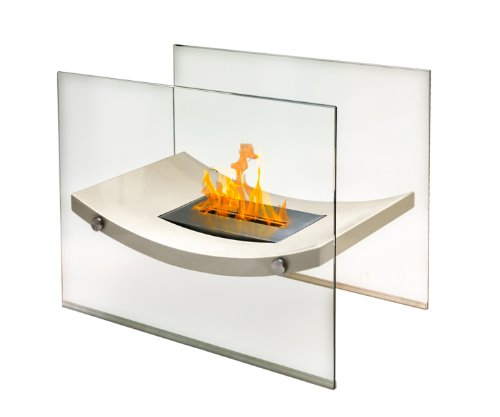 Anywhere Fireplace - BROADWAY Representation Bio-Ethanol Fireplace