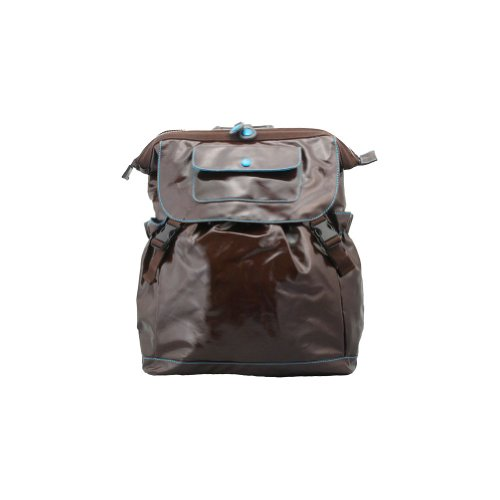 B009GOWOHI Urban Junket Kathy Laptop Backpack (Chocolate Brown)