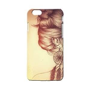 BLUEDIO Designer 3D Printed Back case cover for Apple Iphone 6/ 6s - G2143