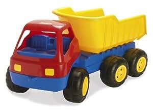 Camion Geant A Benne Basculante [Jouet]