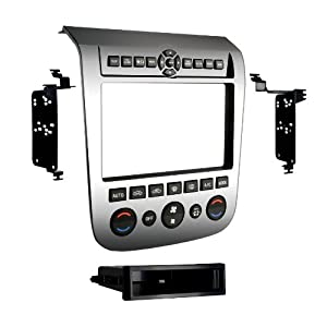 Installation Dash Kit with Aluminum Finish for 2003-2007 Nissan Murano
