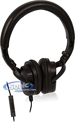 Sony MDR-NC200D Active Noise Cancelling Headphones Stereo Headset with iPod/iPhone Microphone & Remote Cable (DR-NC201iP)