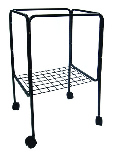 Cheap YML Stand for Cage Size 18 by 18-Inch and 18 by 14-Inch, Black (4814BLK)