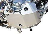 ジータ(ZETA) EDスキッドプレート アルミニウム XT250 SEROW250[セロー] XT250X ZE55-2420