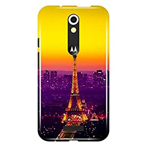 a AND b Designer Printed Back Case / Back Cover For Motorola Moto X Force (Moto_XF_3D_3372)