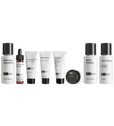 Pca Skin Oily/Problem Skin Trial System