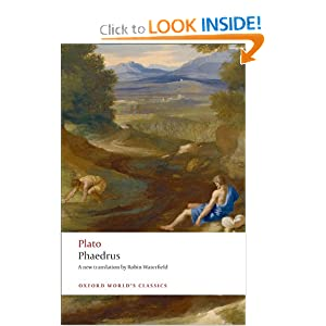 Phaedrus (Oxford World's Classics) by
