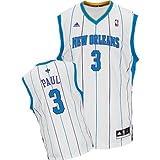 adidas New Orleans Hornets Chris Paul New Revolution 30 Replica Home Jersey