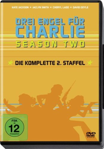 3 Engel für Charlie - Season Two [6 DVDs]