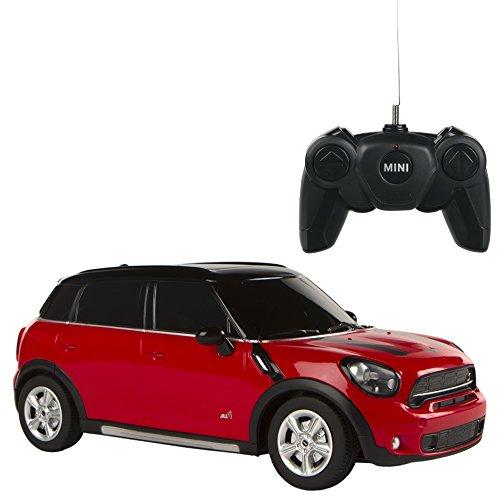 rastar-mini-countryman-coche-teledirigido-escala-124-color-rojo-colorbaby-75992
