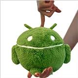 Mini Squishable Android (丸っこいドロイド君のぬいぐるみ)