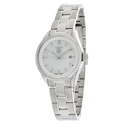 "TAG Heuer Women's WV1415.BA0793 ""Carrera"" Stainless Steel Watch"