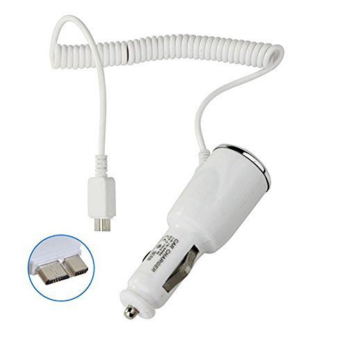 Willtoo(Tm) High Quality Car Charger For Samsung Galaxy S5 I9600 G900 Note 3 N9000 N9005