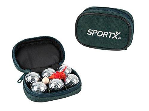 Ak Deporte - 0713024 - Bolas Y Bolera - Mini SportX Juego Bolas - Conjunto de 6