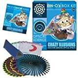 Ein-O Science Mini Optical Science - Crazy Illusions